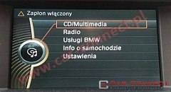 CIC polski car connect